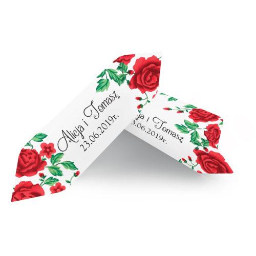 Krówki ślubne 1 kg - Róże Z Chusty