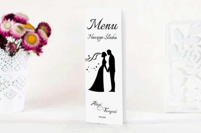 menu-weselne-blackwhite-ii-wzor-5-papier-satynowany