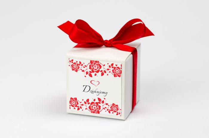 Pudełeczko z personalizacją - Ornament wzór 2
