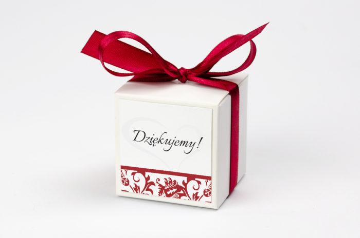 Pudełeczko z personalizacją - Ornament wzór 5