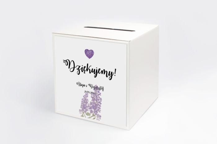 personalizowane-pudelko-na-koperty-kwiaty-vintage-bzy-papier-