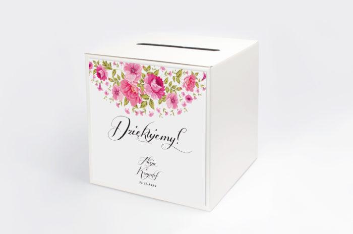 personalizowane-pudelko-na-koperty-wianuszki-ogrodowe-roze-papier-matowy
