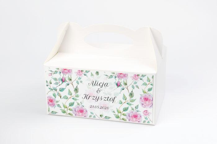 ozdobne-pudelko-na-ciasto-kwiaty-roze-papier-satynowany-pudelko-