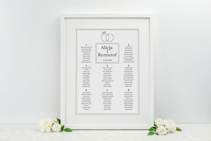 plan-stolow-weselnych-zlote-obraczki-dodatki-ramka-papier-