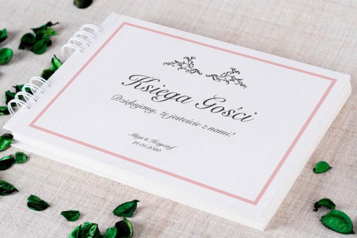 ksiega-gosci-slubnych-do-zaproszen-eleganckich-z-brylancikiem-rozowych-papier-satynowany-dodatki-ksiega-gosci
