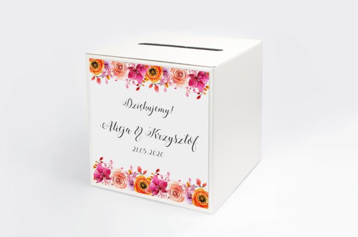 personalizowane-pudelko-na-koperty-malinowa-orchidea-papier-