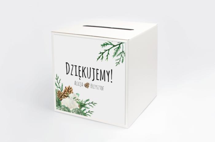 personalizowane-pudelko-na-koperty-zimowe-roze-i-sukulenty-papier-satynowany