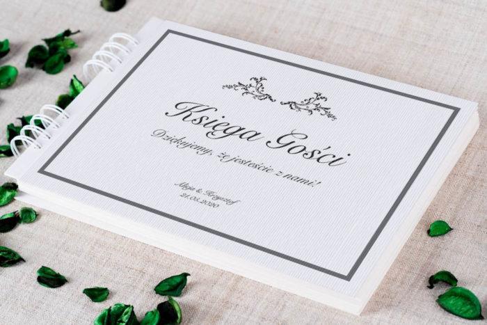 ksiega-gosci-slubnych-do-zaproszen-eleganckich-z-brylancikiem-szarych-papier-satynowany-dodatki-ksiega-gosci