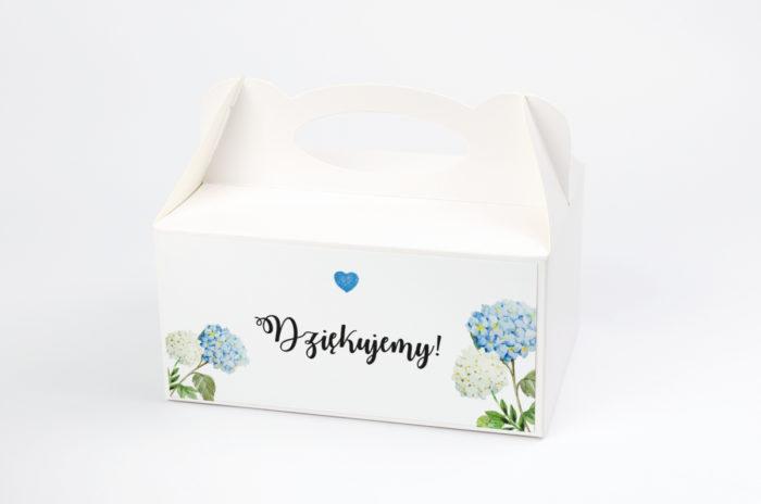ozdobne-pudelko-na-ciasto-rustykalne-kwiaty-hortensje-papier-satynowany