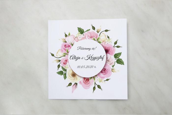 zaproszenie-slubne-kwadratowe-pastelowe-kwiaty-papier-matowy-koperta-bez-koperty