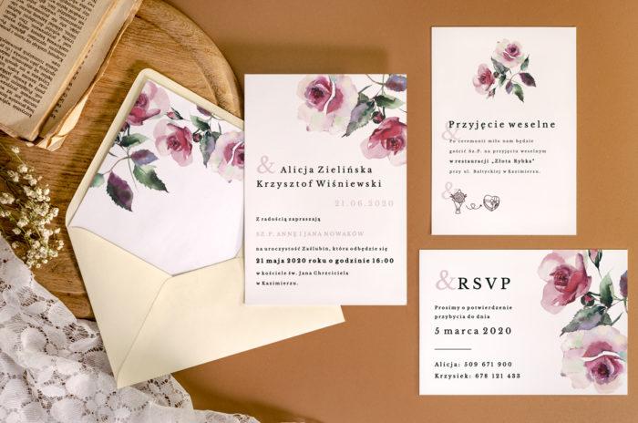 zaproszenie-slubne-jednokartkowe-recyklingowe-akwarelowe-roze-papier-matowy-350g-koperta-b6-szara-bez-wklejki