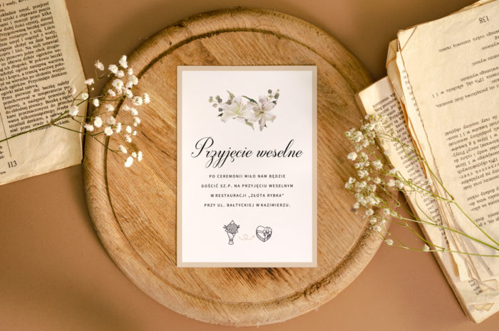 dodatkowa-karteczka-do-jednokartkowe-recyklingowe-eleganckie-lilie-papier-matowy