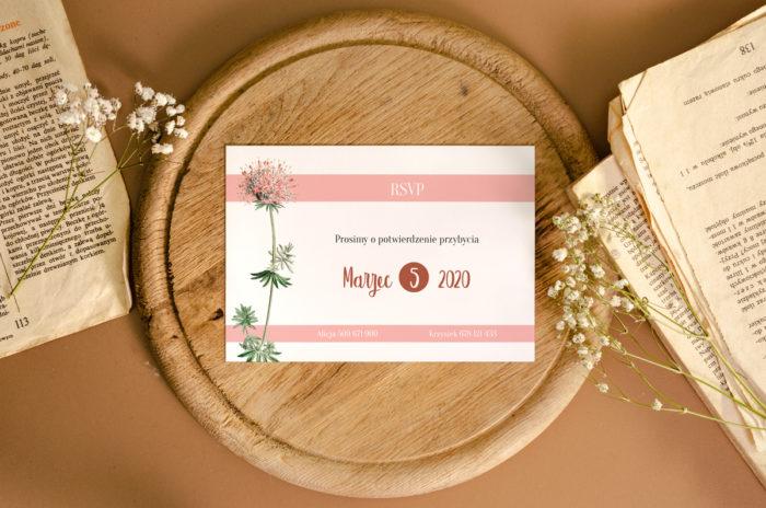 rsvp-do-zaproszenia-jednokartkowego-recyklingowego-rozowe-kwiaty-papier-matowy