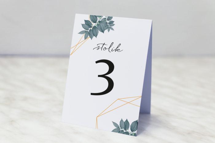 numer-stolika-pasujacy-do-zaproszenia-botaniczne-geometryczne-liscie-papier-matowy