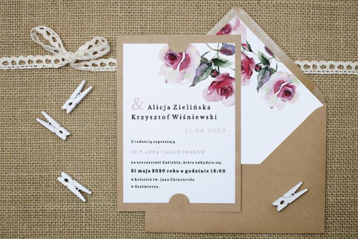 zaproszenie-slubne-boho-akwarelowe-roze-podkladki-szarab6-papier-satynowany-koperta-bez-koperty