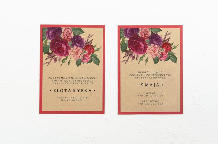 Bordowe-kwiaty-karteczki-czerwone