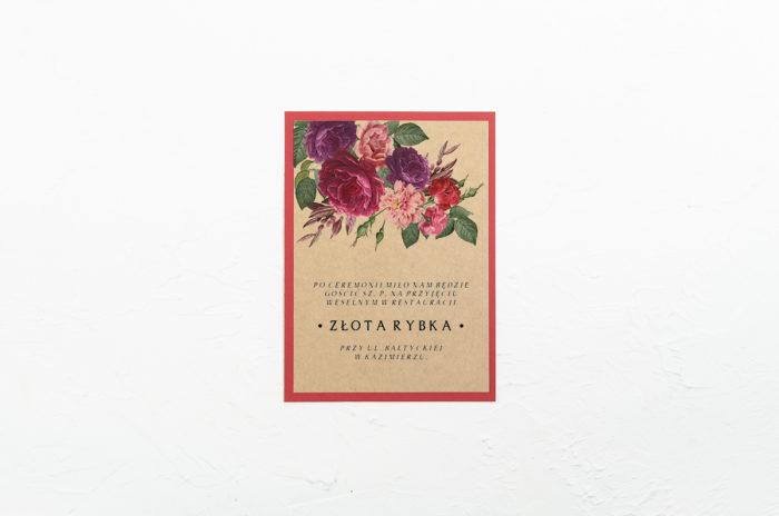 Bordowe-kwiaty-przyjęcie-czerwone