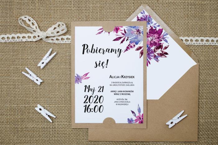zaproszenie-slubne-boho-chabry-2-podkladki-szarab6-papier-satynowany-koperta-bez-koperty