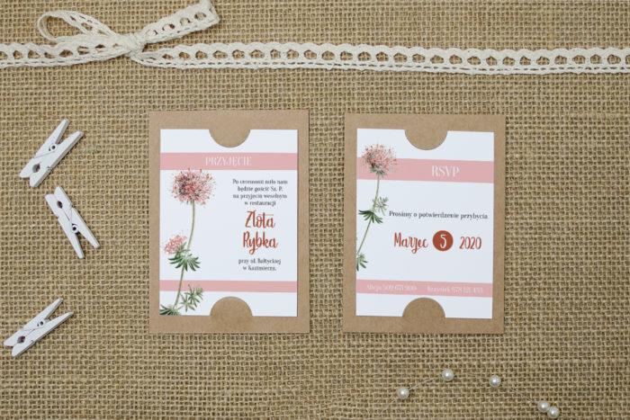 dodatkowa-karteczka-boho-recyklingowe-rozowe-kwiaty-podkladki-szarawkl-papier-satynowany
