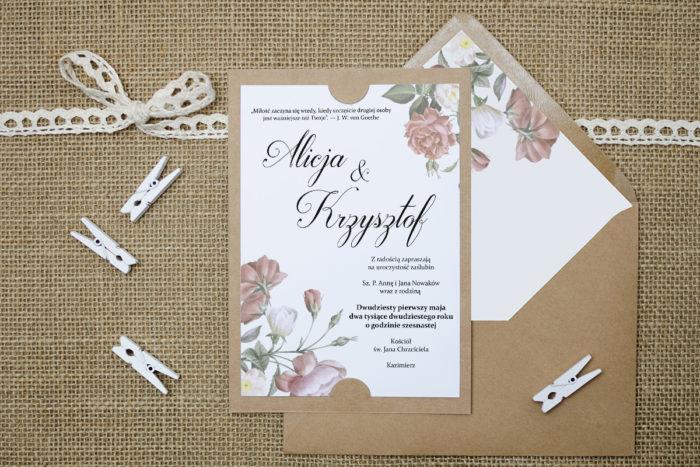 zaproszenie-slubne-boho-peonie-vintage-podkladki-szarab6-papier-satynowany-koperta-bez-koperty