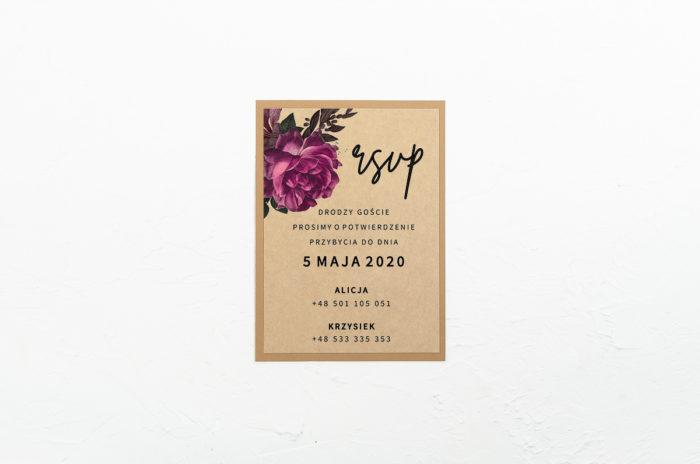rsvp-do-boho-czerwoneeco-roza-stulistna-papier-eco-podkladki-eco