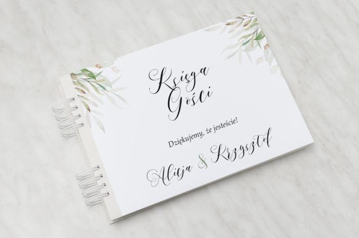 ksiega-gosci-slubnych-do-zaproszen-botaniczne-delikatne-listki-papier-satynowany-dodatki-ksiega-gosci