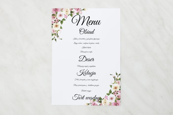 menu-weselne-pasujace-do-zaproszen-kwadratowe-pastelowe-kwiaty-papier-matowy