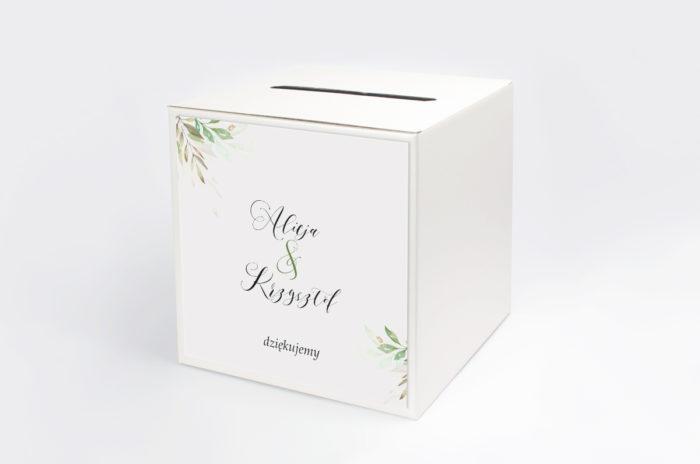 personalizowane-pudelko-na-koperty-do-zaproszen-botaniczne-delikatne-listki-papier-satynowany-pudelko-