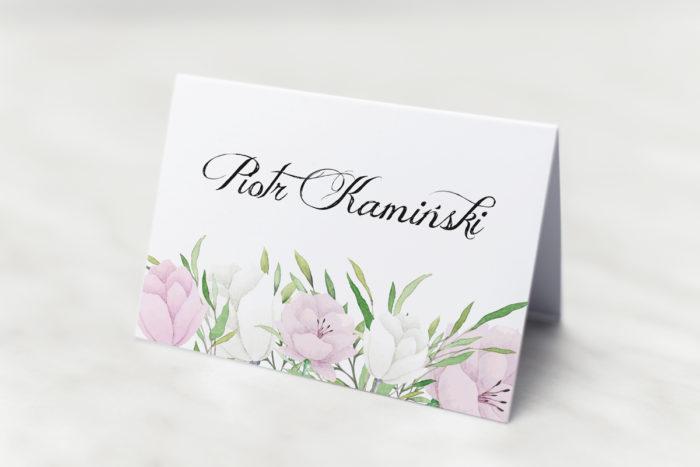 winietka-slubna-do-zaproszenia-z-kolkiem-bialo-fioletowe-eustomy-papier-matowy