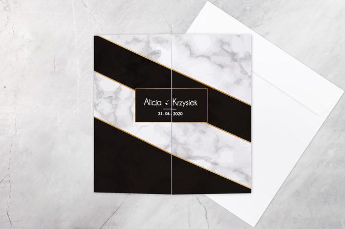 eleganckie-zaproszenie-slubne-z-nawami-kontrastowe-wzor-10-papier-matowy-koperta-bez-koperty
