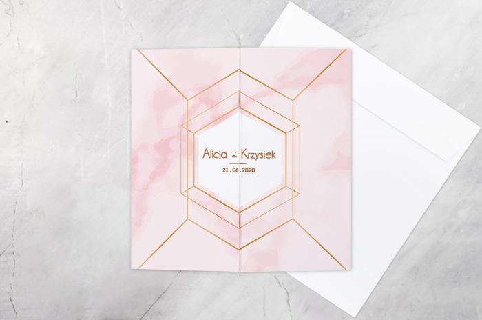 eleganckie-zaproszenie-slubne-z-nawami-kontrastowe-wzor-11-papier-matowy-koperta-bez-koperty