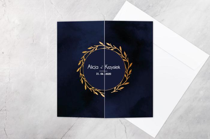 eleganckie-zaproszenie-slubne-z-nawami-kontrastowe-wzor-14-papier-matowy-koperta-bez-koperty