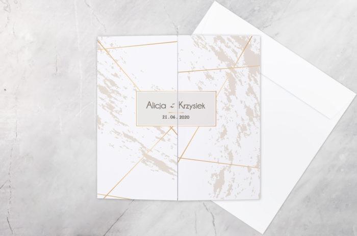 eleganckie-zaproszenie-slubne-z-nawami-kontrastowe-wzor-6-papier-matowy-koperta-bez-koperty