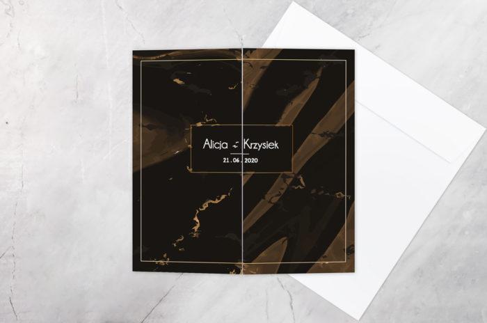 eleganckie-zaproszenie-slubne-z-nawami-kontrastowe-wzor-8-papier-matowy-koperta-bez-koperty