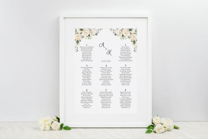 plan-stolow-weselnych-biale-hortensje-dodatki-ramka-papier-ecruefakturowany