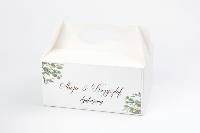 ozdobne-pudelko-na-ciasto-botaniczne-eukaliptus-papier-satynowany