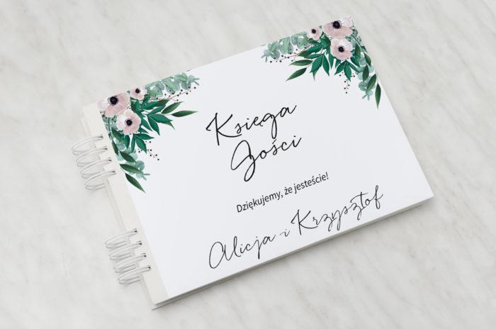 ksiega-gosci-slubnych-do-zaproszen-jednokartkowych-anemony-papier-satynowany-dodatki-ksiega-gosci