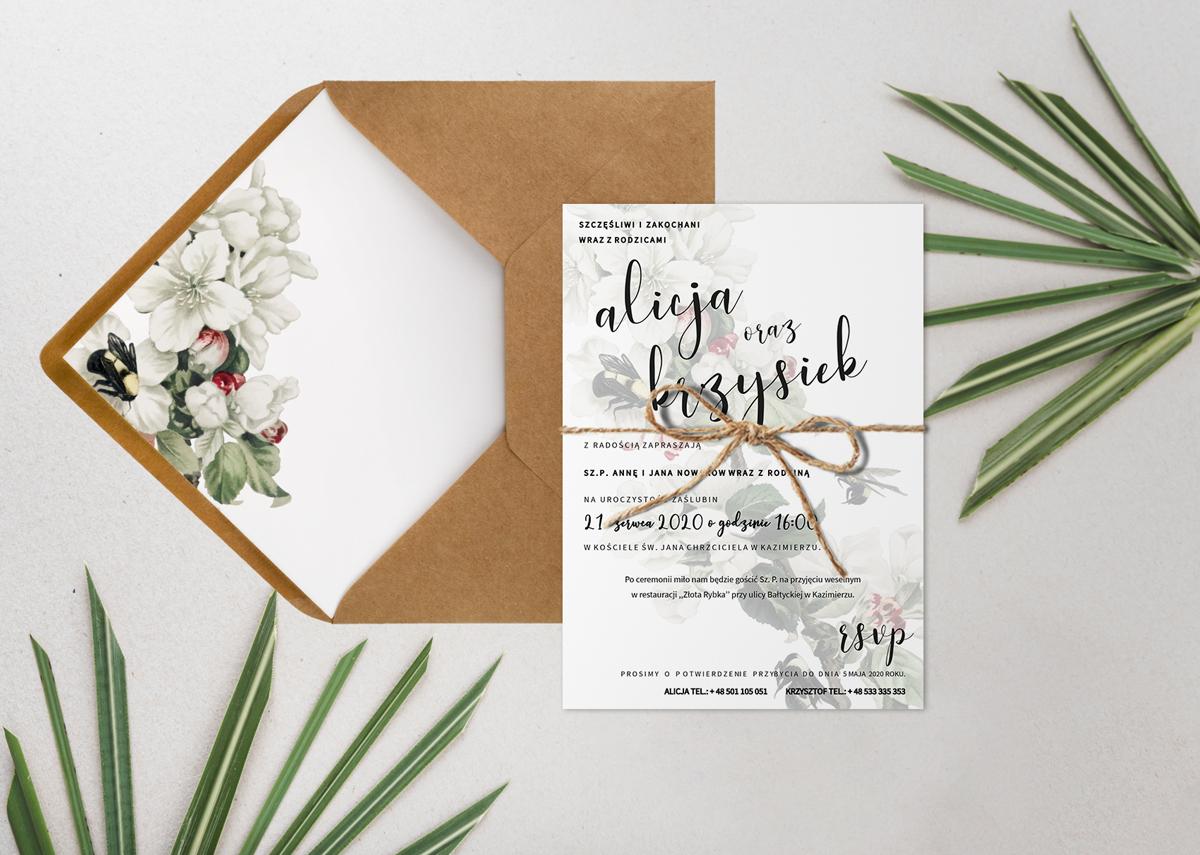 zaproszenie-slubne-botaniczne