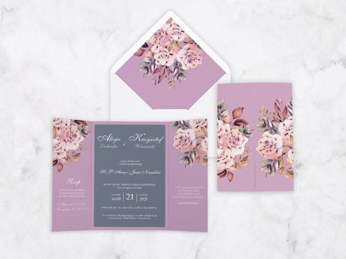 zaproszenie-slubne-kwiatowe-nawy-wzor-5-papier-satynowany-koperta-bez-koperty