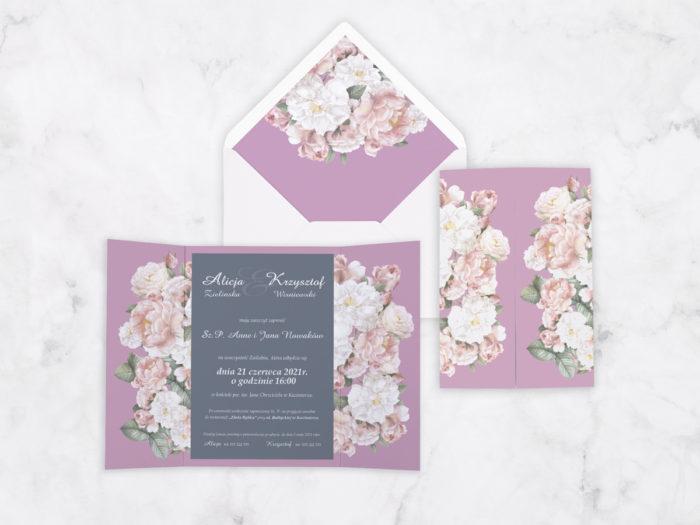 zaproszenie-slubne-kwiatowe-nawy-wzor-6-papier-satynowany-koperta-bez-koperty
