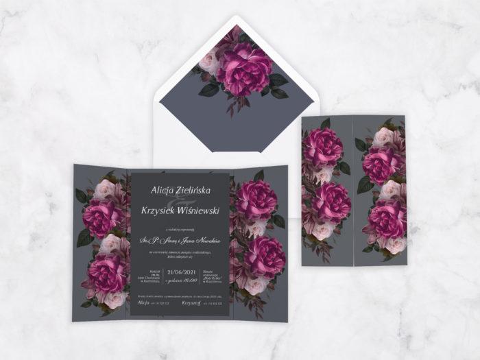 zaproszenie-slubne-kwiatowe-nawy-wzor-12-papier-satynowany-koperta-bez-koperty