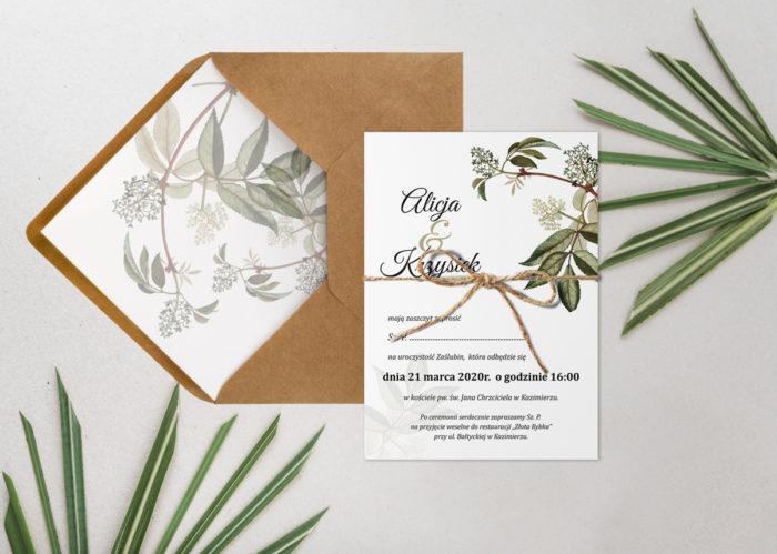 zaproszenie-slubne-botaniczne-jednokartkowe-wzor-4-papier-matowy-350g-dodatki-szn_jutowy-koperta-bez-koperty