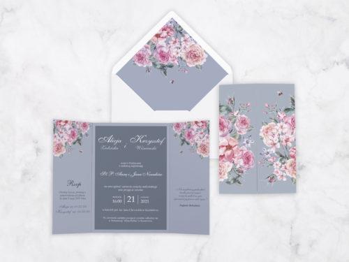 zaproszenia ślubne z nawami