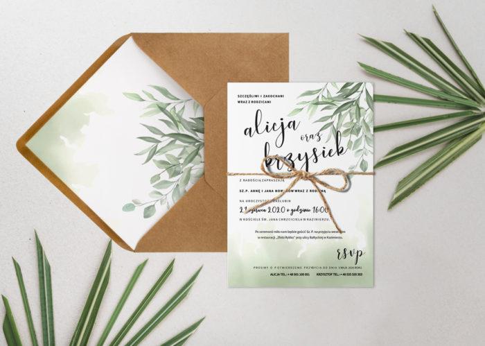 zaproszenie-slubne-botaniczne-jednokartkowe-wzor-1-papier-matowy-350g-dodatki-szn_jutowy-koperta-bez-koperty