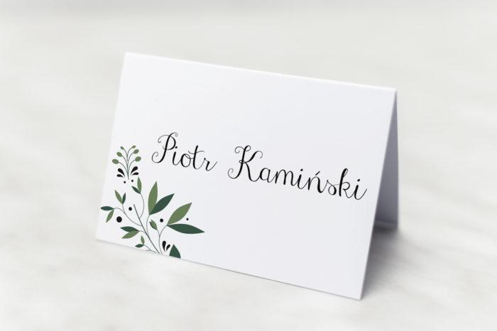 winietka-slubna-do-zaproszenia-kwiaty-z-nawami-zielony-wianek-papier-matowy