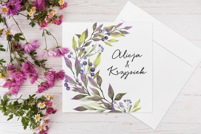 zaproszenie-slubne-eleganckie-kwiaty-wzor-14-papier-matowy-koperta-bez-koperty