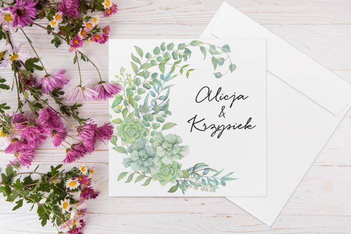 zaproszenie-slubne-eleganckie-kwiaty-wzor-15-papier-matowy-koperta-bez-koperty