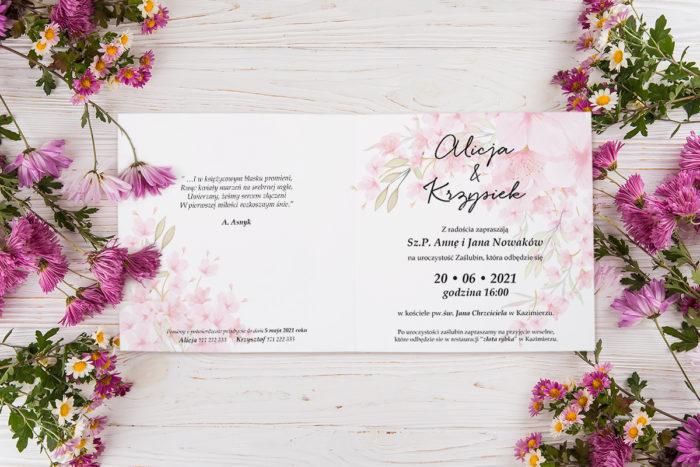 zaproszenie-slubne-K4-Eleganckie-kwiaty-wzor-17-srodek