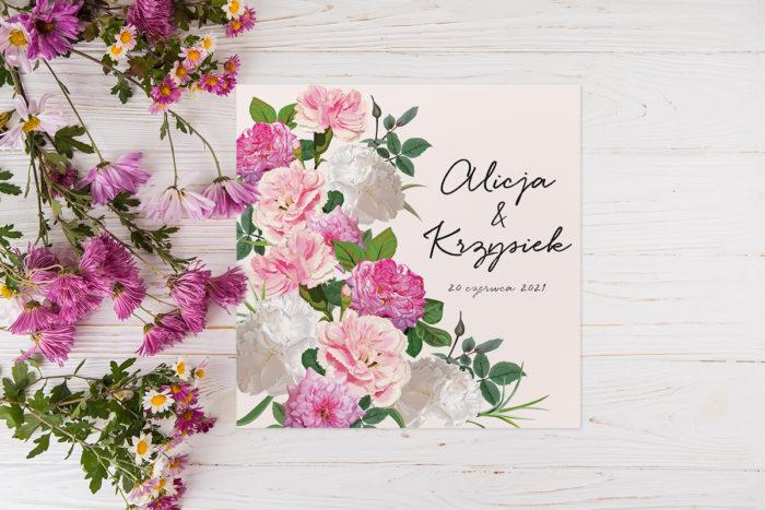zaproszenie-slubne-eleganckie-kwiaty-wzor-22-papier-matowy-koperta-bez-koperty