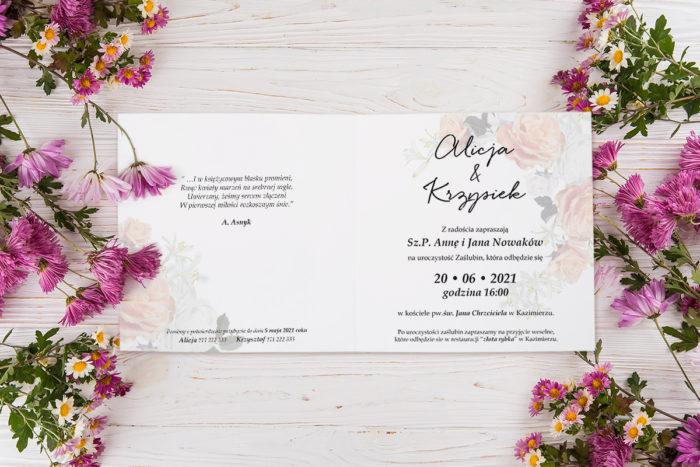 zaproszenie-slubne-K4-Eleganckie-kwiaty-wzor-9-srodek
